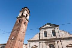 Catedral de Turín - di Torino del Duomo Foto de archivo libre de regalías