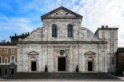 Catedral de Turín Italia imagen de archivo libre de regalías