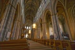 Catedral de Uppsala imágenes de archivo libres de regalías
