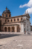 Catedral de Urbino Fotografía de archivo libre de regalías