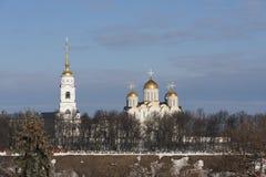 Catedral de Uspensky Foto de Stock Royalty Free