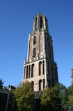 Catedral de Utrecht Fotografia de Stock Royalty Free