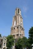 Catedral de Utrecht Imágenes de archivo libres de regalías