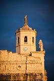Catedral de Valladolid, Spain imagens de stock royalty free
