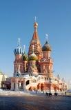 Catedral de Vasily el Blesse Imagen de archivo libre de regalías