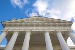 Catedral de Vilnius Imagen de archivo libre de regalías