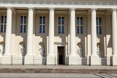 Catedral de Vilnius fotografia de stock royalty free