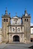 Catedral de Viseu imagen de archivo