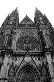 Catedral de Vitus del santo Fotos de archivo