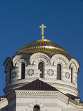 Catedral de Vladimir Foto de archivo
