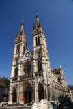 Catedral de Voiron Imagen de archivo libre de regalías