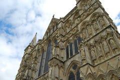 Catedral de Wells Foto de Stock Royalty Free