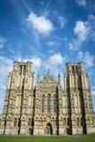 Catedral de Wells Fotos de archivo