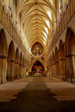 Catedral de Wells Fotografia de Stock Royalty Free