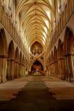 Catedral de Wells Fotografia de Stock Royalty Free