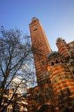 Catedral de Westminster Imagen de archivo libre de regalías