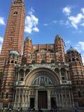 Catedral de Westminster fotografía de archivo libre de regalías