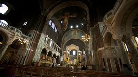Catedral de Westminster en Londres Imagen de archivo