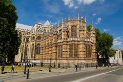 Catedral de Westminster en Londres Imagen de archivo libre de regalías