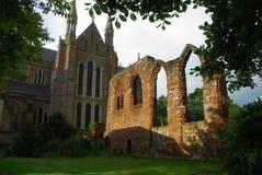 Catedral de Worcester fotos de archivo libres de regalías