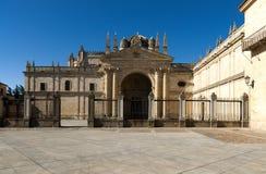 Catedral de Zamora imagens de stock