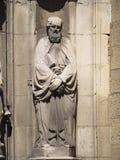 Catedral del Aix, Francia Fotos de archivo libres de regalías