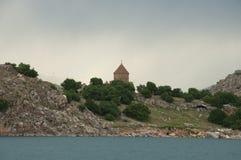 Catedral del armenio de Akdamar Imagen de archivo
