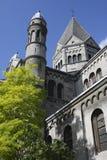 Catedral del balneario Fotografía de archivo libre de regalías