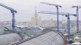 Catedral del de Vasily bendecido metrajes