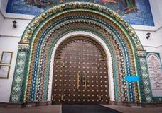 Catedral del Dormition Imagen de archivo