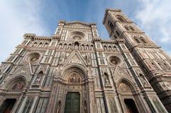 Catedral del Duomo en Florencia, Italia foto de archivo libre de regalías