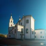 Catedral del Espíritu Santo en Minsk Fotografía de archivo libre de regalías