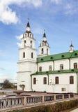 Catedral del Espíritu Santo, Minsk, Bielorrusia Foto de archivo
