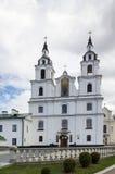 Catedral del Espíritu Santo, Minsk, Bielorrusia Fotografía de archivo libre de regalías
