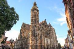 Catedral del hielo del ¡de KoÅ - Eslovaquia imagenes de archivo