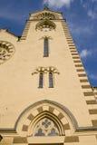 Catedral del Lutheran. Fotos de archivo libres de regalías