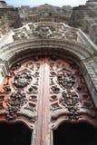 Catedral del metropolitano de Ciudad de México Fotografía de archivo