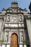 Catedral del metropolitano de Ciudad de México Fotos de archivo libres de regalías