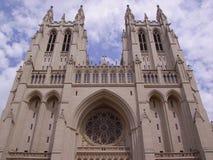 Catedral del nacional de Washington Imagenes de archivo