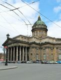 Catedral del ` s del St Isaac en St Petersburg, Rusia Foto de archivo