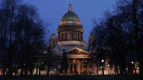 Catedral del ` s del St Isaac metrajes