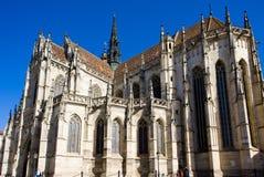 Catedral del santo Elizabeth, Kosice, Eslovaquia imagen de archivo libre de regalías