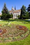 Catedral del santo Elizabeth, Kosice, Eslovaquia foto de archivo