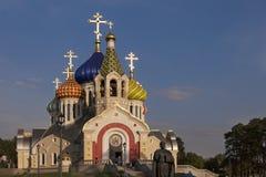 Catedral del santo Igor de Chernigov imagen de archivo