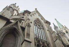 Catedral del SE foto de archivo libre de regalías