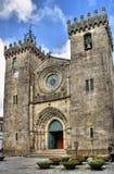 Catedral del SE de Viana do Castelo Imagenes de archivo
