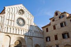Catedral del St. Anastasia imágenes de archivo libres de regalías