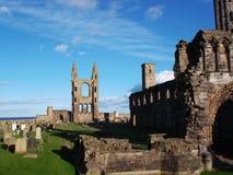 Catedral del St Andrews Fotografía de archivo