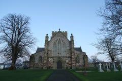 Catedral del St Asaph fotos de archivo libres de regalías