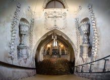 Catedral del St Barbara, Kutna Hora Fotos de archivo libres de regalías